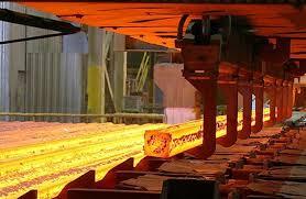 List of top ten steel producing nations during Oct '14