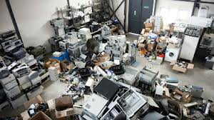 Electronics recycling in Washington down slightly