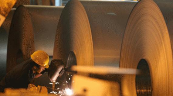 US weekly raw steel output marginally up during week ending Dec 13th