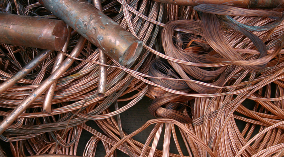 Market Update- 15th Dec, 2014: Chinese copper scrap prices recover