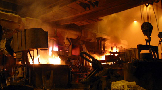Odisha enacts the supply of iron ore for domestic steel units