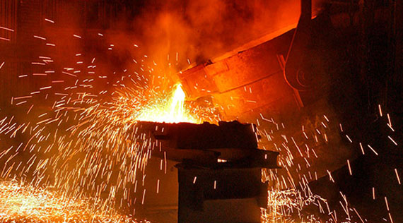 Asian crude steel output registers 0.6% growth in Nov '14