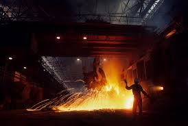 US weekly raw steel output up 1.3% during week ended April 12th