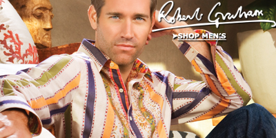 Robert Graham Inks Pact with Barton Como to Launch Gent's Jewelry