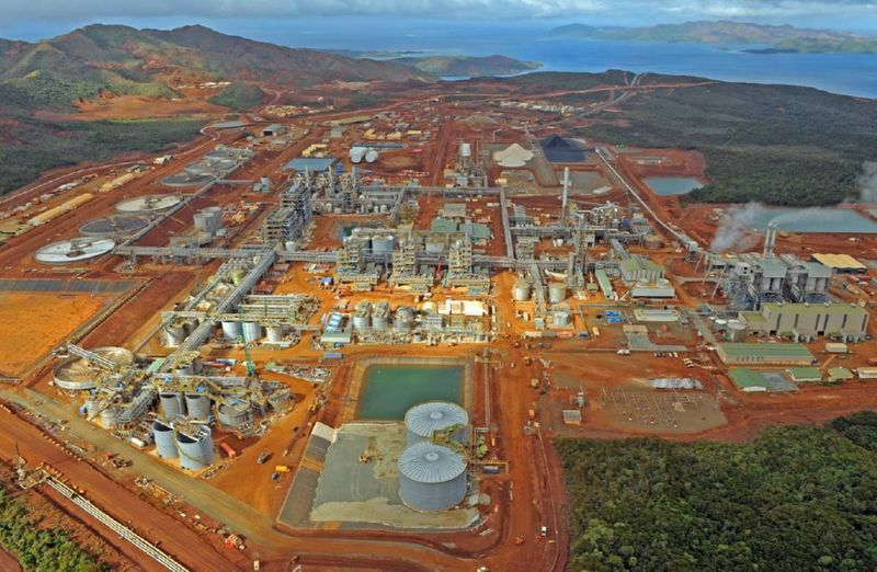 Vale S New Caledonian Nickel Plant Set To Resume