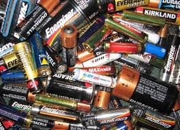 Vermont's single-use battery recycling law to go into effect on  Jan 1, 2016