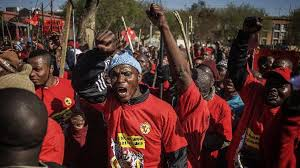 NUMSA rejects 10% pay rise, calls to intensify strike action