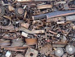 US Ferrous scrap exports through May '14 plunged 26% over the year