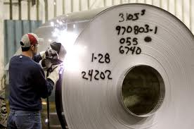 Total aluminum inventories declined to 2.362 million mt in June '14: IAI