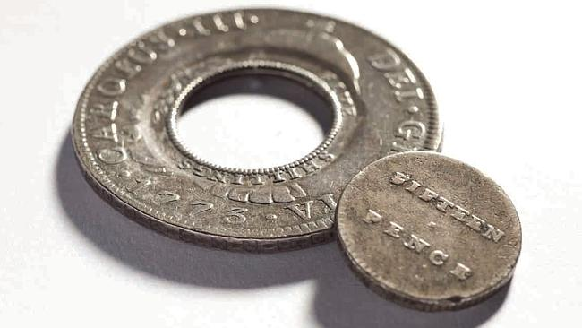 Rare Holey Dollar and Dump Coin Gets Stolen from NSW State Library