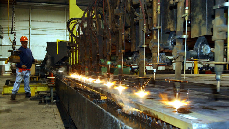 Ryerson says 2Q profit climbed on higher metal prices