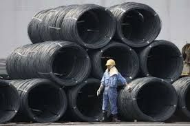 Asian crude steel production rose 1.7% in July this year