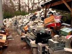 Kenya choking on world's e-waste
