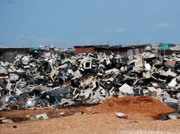 Global E-waste volume to reach 93.5 million tons by 2016, says new report