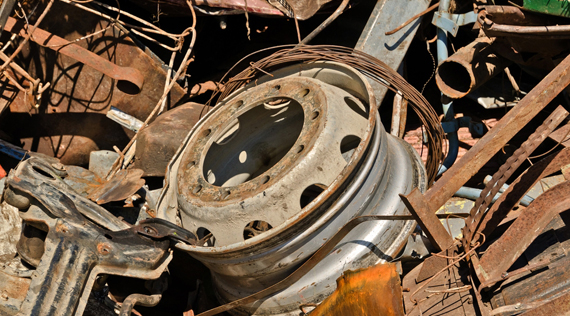 India's scrap imports surged in Oct '14