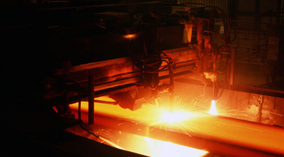 North American crude steel output up 2.2% in Dec '14