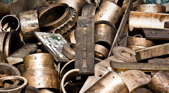 Scrap metal company buys big share of rival