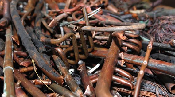 Market Update: 27th Jan, 2015- North American copper scrap prices decline