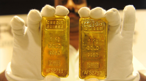 Gold seizure at Indian Airport more than trebled during 2014