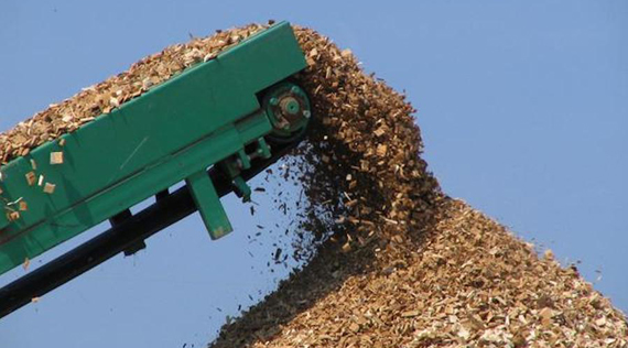 North American wood pellet exports surged higher during Q3 '14