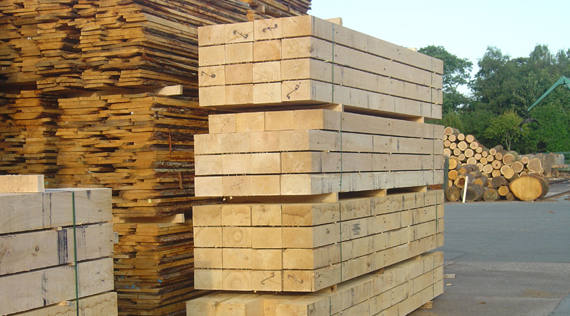B.C Lumber exports to China records first fall in almost a decade