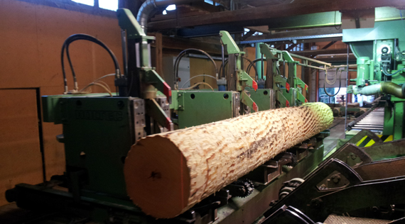 Canfor cuts shift at Canal Flats saw mill