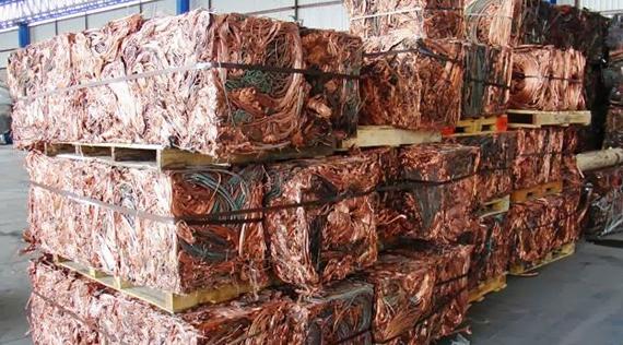 Hong Kong's scrap exports dropped further in Dec '14