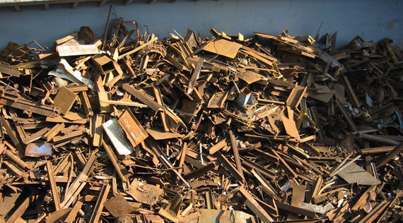 New law cuts thefts of scrap metal by a third