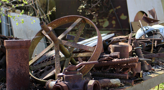Scrap metal thefts decline in Broome County