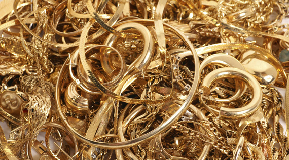 Scrap Gold, Silver and Platinum rises on Index: 24th March, 2015