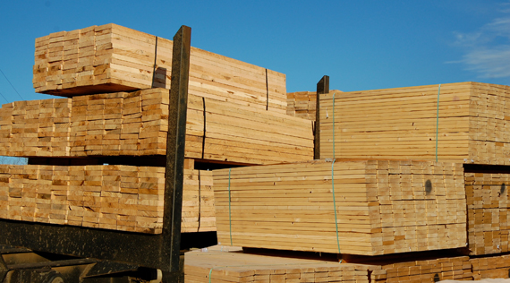 Canadian lumber firms boost production at US mills