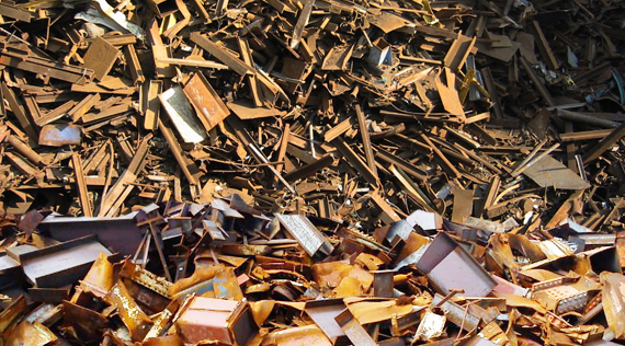 Schnitzer Steel Records Jump In Ferrous Sales Volume - Schnitzer scrap yard