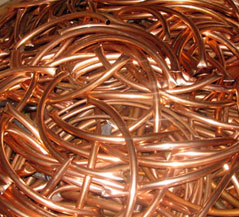 #1 Copper Wire and Tubing