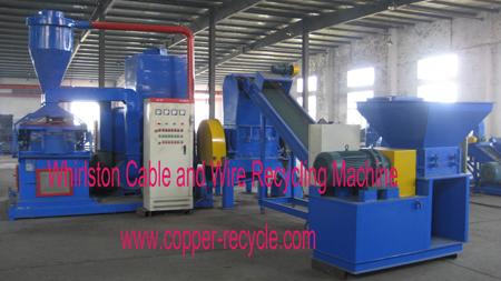 Whirlston Copper Granulator 800