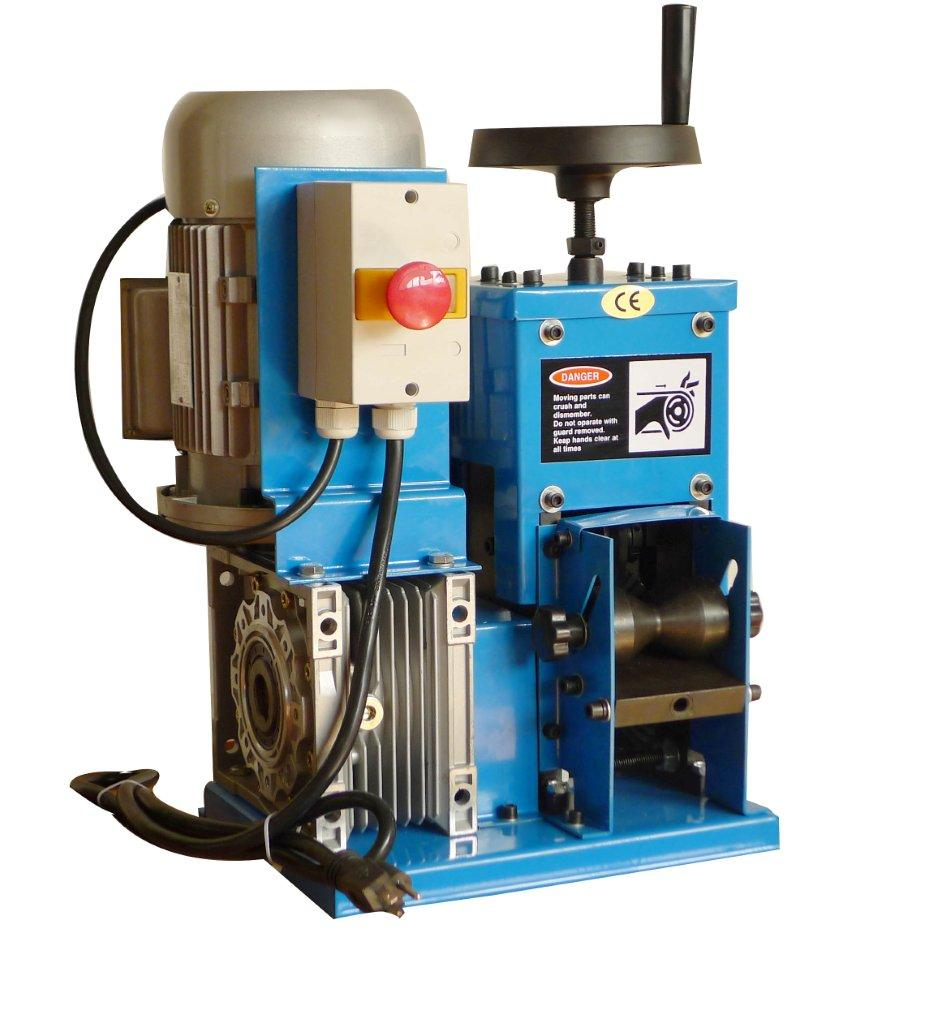 BWS-60 Bluedog Wire Stripping Machine. 229,Cable/wire Recycling ...