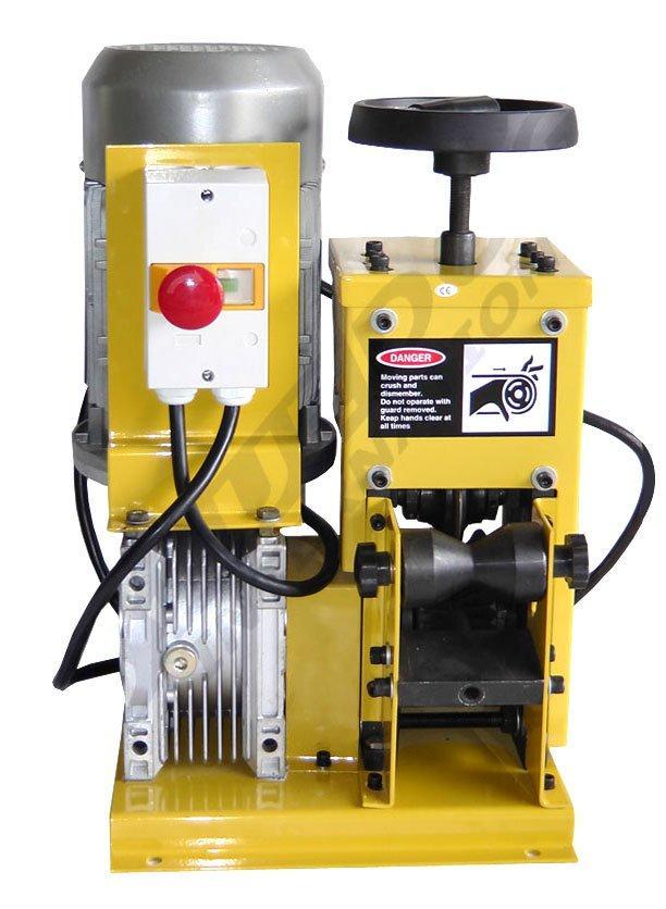 BWS-60 Bluedog Wire Stripping Machine