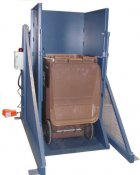 HDL-2 Hydraulic Tote Lift