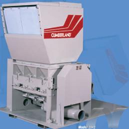 2000 Series Central Medium Granulator