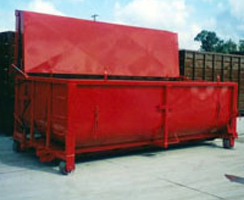 HEAVY DUTY GREASE BIN