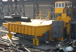 COLMAR SHEAR BALER EAGLE 1000
