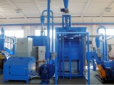 The MATRIX 400  Cable Granulation Plant