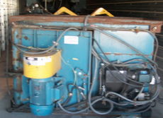 Model 8043 Used American Auto-Tie Baler