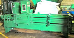 14 Used Maren Wood Shaving Horizontal Baler