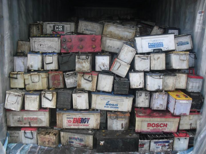 Scrap Prices For Car Battery