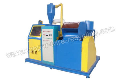 New Generation AMS-600 Copper Cable Granulator