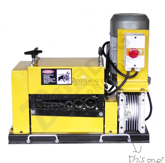 BWS-50 Multi Feed Wire Stripping Machine