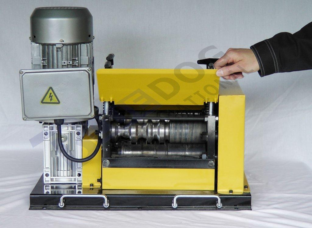 BWS-50 Multi Feed Wire Stripping Machine. 229,Sorting Equipment ...