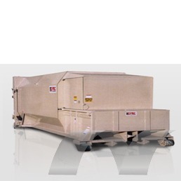 KP2SC Self-Contained Compactor