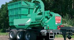 HEM 561 Z Bunker  Mobile Chippers