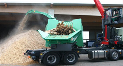 HEM 700 DL Mobile Chippers